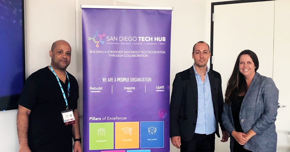 San Diego Tech Hub: The Voice of San Diego